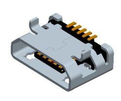 El mejor precio Toma 5pin Micro USB hembra SMD B Microusb