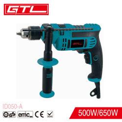 500With650W 13mm Hammer-elektrisches Auswirkung-Bohrgerät (ID050-A)