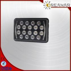 트럭을%s 자동 조명 시설 최고 밝은 7inch 5*7 정연한 LED 헤드라이트
