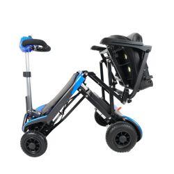 Lichtgewicht Draagbare Auto die de Elektrische Autoped van de Mobiliteit vouwen