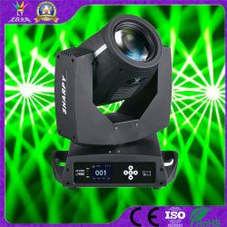 230W movendo cabeça Fase Discoteca DJ LED de luz de cruzamento 7R