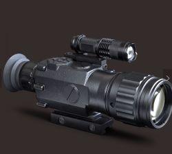 La caza de ópticos de visión nocturna con el punto rojo Lugares de Interés Visor de disparo