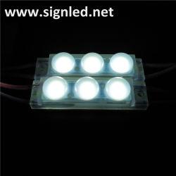 De waterdichte Mini LEIDENE Lichte Staaf van de Module met 3m Achter bindt vast