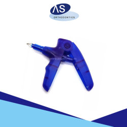 Pistola de ligadura de ortodoncia