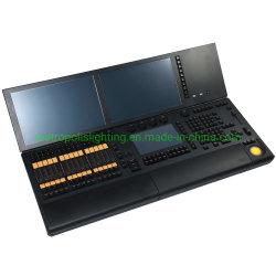 DMX consola de iluminación / Controlador de iluminación para eventos, DJ, Club