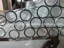 투명 소다 라임 유리 튜브, T5/T8 LED 램프 튜브