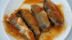 Консервы рыбные консервы консервы Sardine/тунца/скумбрия в томатном соусе/масла/ч, 125g 155g 425 g