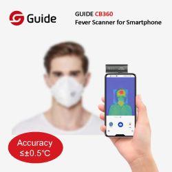 Guide CB360 Clássica Scanner Térmico para Smartphone, Imagem Térmica Câmara Desenvolvimento SDK disponível