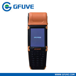 Gf2000p Andriod 1d Barcode-Leser mit Thermodrucker