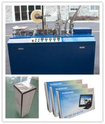 Halb automatische Kasten-Zellophan-Verpackung-Maschine, Karton-Kasten Overwrapper