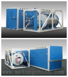 Djt-4 usine de fusion de l'asphalte dans des fûts utilisés dans l'équipement de bitume