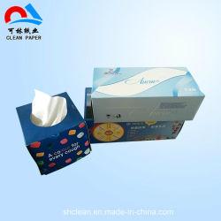 Personalizar o tecido Facial em caixa impressa