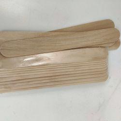 使い捨て可能なアイスクリームの棒は木の印刷されたアイスキャンデーの棒の製造業者を制作する