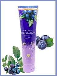 Bain Xueqier produit Blueberry soulager l'exfoliation Sel de bain Scratch