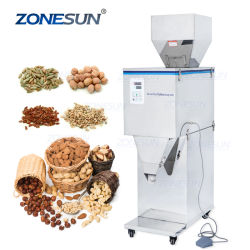 Zonesun 20-5000g 밥 수수 전체적인 곡물 야채는 Fertlizer 차 알팔파 밀 과립 충전물 기계를 씨를 뿌린다