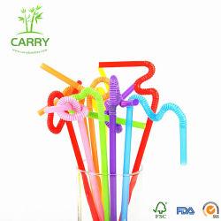 プラスチックPP多彩で使い捨て可能で特別に長く巨大で功妙なわら