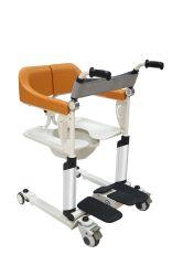 As funções múltiplas em trânsito Commode com cadeiras de regulação em altura do controle remoto
