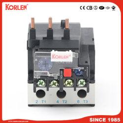 Relé de sobrecarga térmica LR2 Relé Térmico ajustable con 1NA + 1 NC adecuado para el contactor AC Cjx2