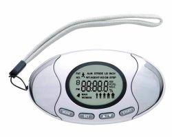 Nuevo diseño OEM Podómetro analizador de grasa corporal