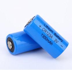 Limno2 de type CR17345 CR123 CR123A 3V non rechargeable Batterie au lithium