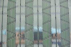 3.0um 징크 알루미늄 금속화된 폴리프로필렌 패턴(안전) 콘덴서 필름