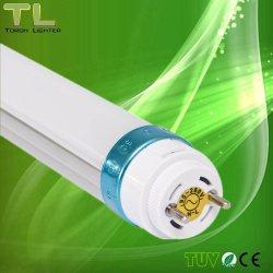 120cm de tube à LED blanc chaud avec couvercle transparent