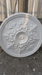 天井の装飾プラスターギプスの円形浮彫りのためのランプのディスク