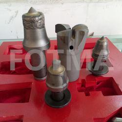 De uitstekende kwaliteit de Gecementeerde Hulpmiddelen van de Mijnbouw van het Carbide/Bits van de Boor van het Carbide van het Wolfram