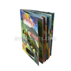 풀 컬러 인쇄된 직업적인 주문품 Softcover 아이들 이야기 책 인쇄