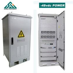 نظام إمداد الطاقة بجهد تيار مستمر بقوة 220 فولت تيار مستمر بقدرة 48 فولت تيار مستمر لبرج الاتصالات، والمراقبة عن بُعد