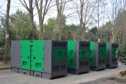10kW 20kw Home Use Diesel Powered Standby Generator Set Whole House con motore cinese FAW