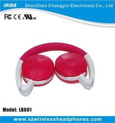 2014 Fashion WiFi Foldable Bluetooth Headsets with Mini Speaker