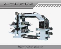 高品質の自動車4カラーFlexography熱い販売のプリンター(YT-4600)