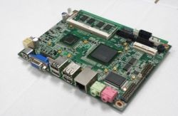 FOX-D525-3.5 Intel Tischplattenmotherboard des atom-D525 mit hohe Config-Vielzweckcomputer-Motherboard (FD525)