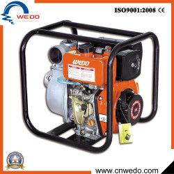 Wedo 2 pouces de marque wp20d de la pompe à eau du moteur diesel (WP50D) avec la CE.