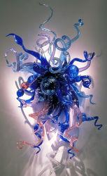 Ornamento de Cristal Soplado Mano Contemporánea para la Decoración de la Pared (YK-B81)