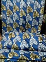 Tissu imprimé London Wax réactive