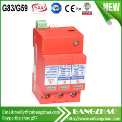 光起電システムSPDDC1000V 40KAサージの回線保護装置