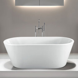 Blancos de estilo simple bañeras de hidromasaje, bañeras acrílicas Hidromasaje