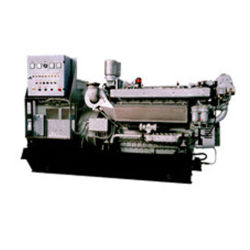 Deutz MWM TBD234-V12 Auxiliary Generator Marine Diesel Engine