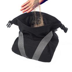 무거운 역도 운동 Powerlifting와 운동 Esg13138를 위한 모래에 의하여 채워지는 부대 무게 훈련 적당 힘 모래 부대 조정가능한 적당 Powerbag