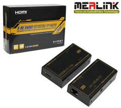 60m Single Cat6e HDMI Extender (3D Support)