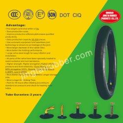 17 pulgadas nueva motocicleta butil/caucho natural el tubo interior (3.00/3.25-17) CON LA NORMA ISO