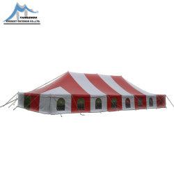 500명 수용 인실 수 있는 큰 텐트 야외 파티용 폴 텐트