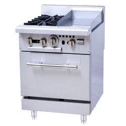 Серая приготовления гриля для барбекю плита газовая плита для приготовления пищи из нержавеющей стали