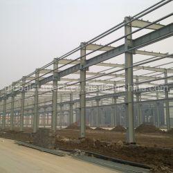 Châssis en acier galvanisé lumière fabriqué par la structure du bâtiment Fabricant/Fournisseur