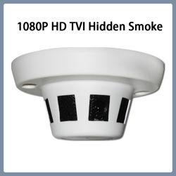 HD de 1080P segurança Tvi vigilância oculta IV de fumaça câmara CCTV