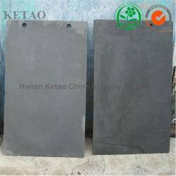Pegado de nitruro de refractarios de carburo de silicio (SiC) de la placa de cerámica de la placa de horno // cerámica