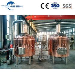 Высокое качество красный медных 100 л 200 л 300 л 500 л 1000L пивоварни пивоваренное оборудование