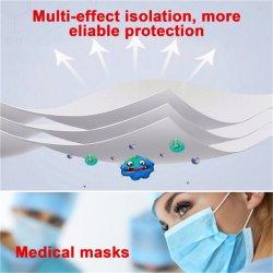 使い捨て可能な医学の外科Earloopのマスク、非外科マスク、医学の保護マスク、KN95の織物
